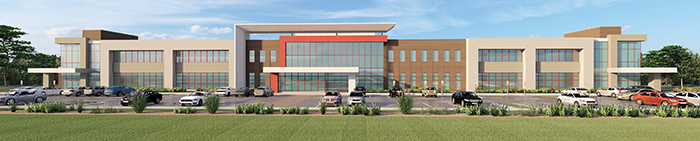 The Jackson Clinic, Baptist Memorial  Partner to Build Outpatient Center