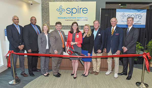Spire Rehabilitation Hospital Holds Community Grand Opening Celebration
