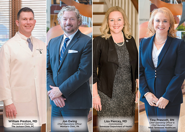 West Tennessee Healthcare Leaders Reflect on Past Lessons for the Next Decade
